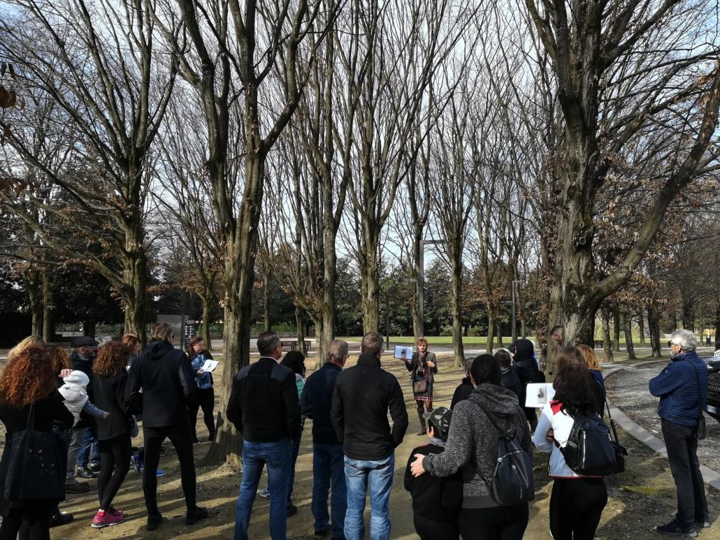 passeggiata patrimoniale - introduzione su Paolo Camerini