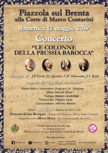 concerto di musica barocca - Piazzola sul Brenta - ekta