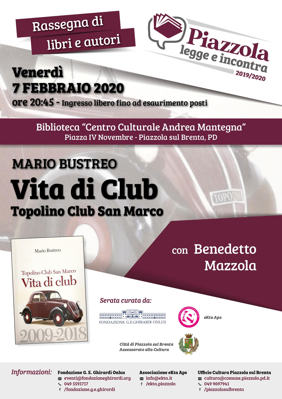 Piazzola-legge-e-incontra-Bustreo-vita-di-club-topolino-club-san-marco