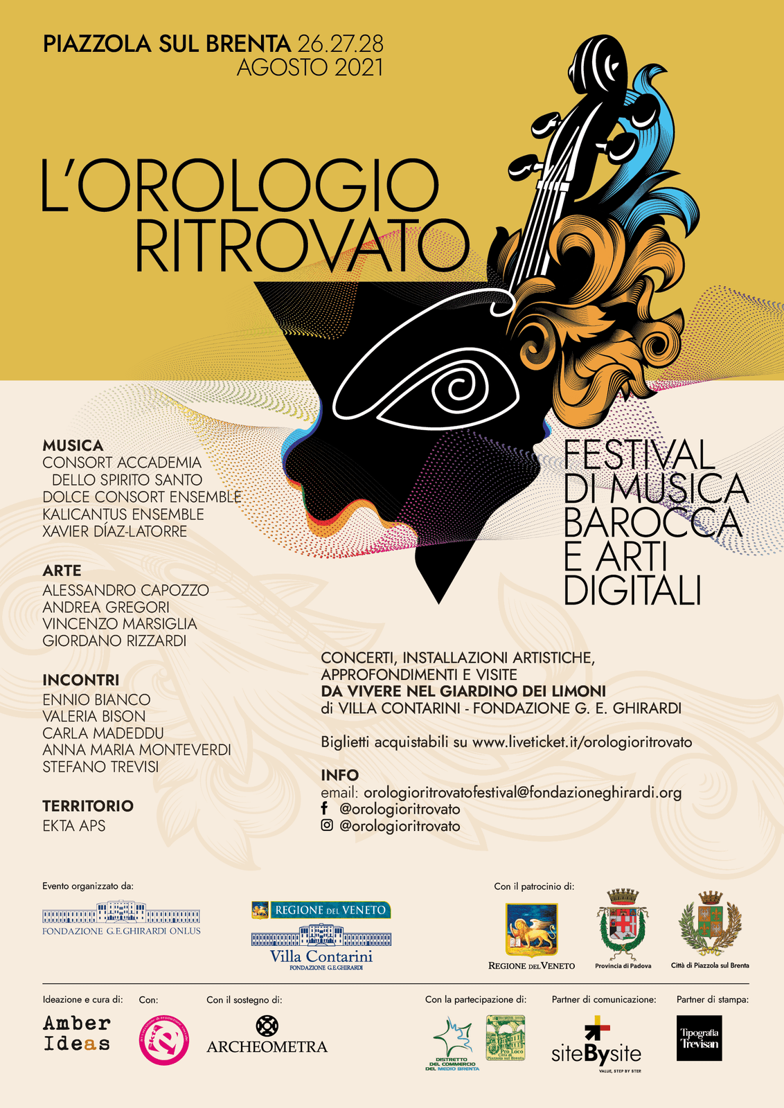 Festival L'Orologio Ritrovato